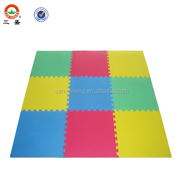Factory directly EVA foam child play mat