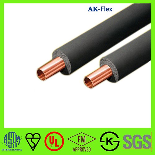 Class1 grade closed cell flexible heat pipe