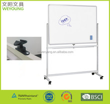 Wholesale Triple writing area 100x400 foldable White Board for ...