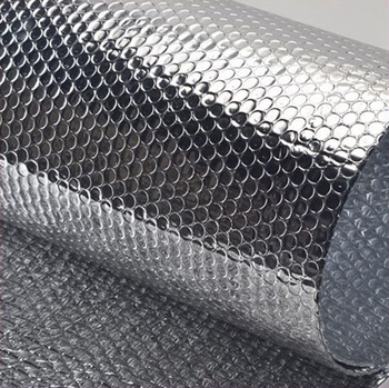 Aluminum Foil Bubble Wrap Roof Insulation