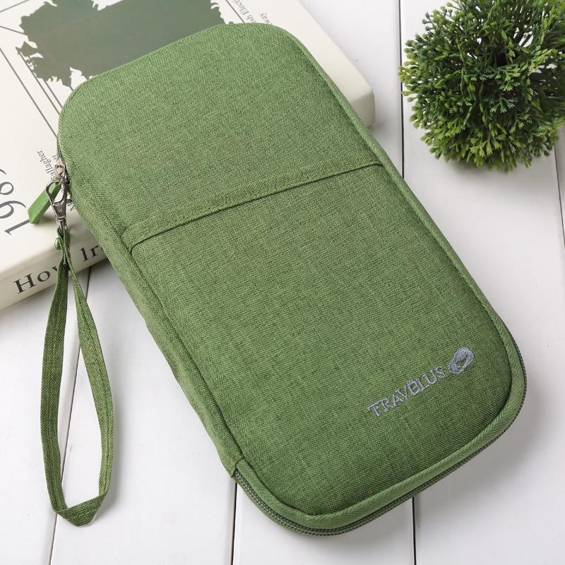Multi Purpose Factory Sale Passport Bag Storage Bag Large Capacity Waterproof Bag