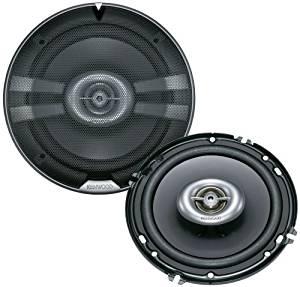 Kenwood KFC-1682IE 6.5-Inch 240-Watt Max Power Three-Way Speaker System