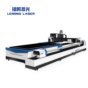 High Performance 1000W Fiber Laser Cutting Machine for Mild Steel