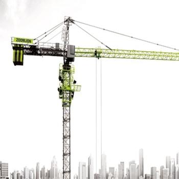 Zoomlion Tc5013a-5 5 Ton Hammerhead Tower Crane 50m Jib Length - Buy  Zoomlion 5 Ton Tower Crane,Zoomlion 50m Jib Length Tower Crane,Zoomlion