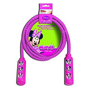 Disney - Minnie Mouse - Deluxe Skipping Rope