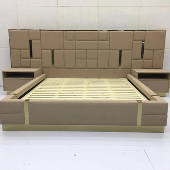 Magnificent Italy Brand Luxury Wholesale King Single Bed Room Furniture Bedroom Set View King Single Bed Aliye Product Details From Foshan Aliye Home Furniture Beutiful Home Inspiration Aditmahrainfo