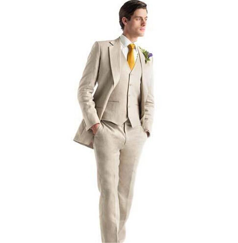 achetez en gros beige costume de mariage en ligne des grossistes beige costume de mariage. Black Bedroom Furniture Sets. Home Design Ideas