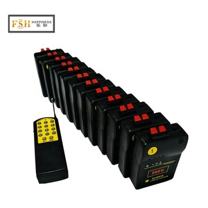 12 channels remote control fireworks firing systems