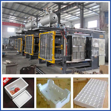 Excellent quality Automatic eps machine making polystyrene eps box