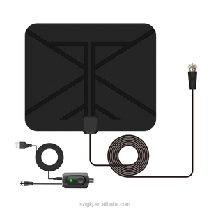 2018 hot sell indoor antenna with high gain hdtv antenna build