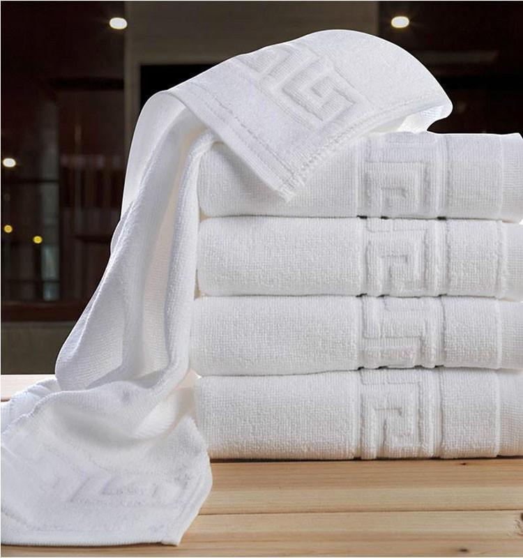 Hotel Towel 100 Cotton 16s 1 21s 2 32s 1 Plain Jacquard