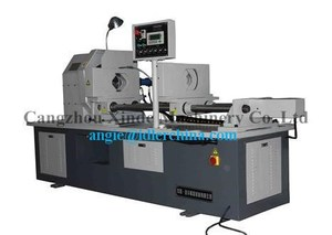 high quality pipe cutting machine for manufacture metallic roller