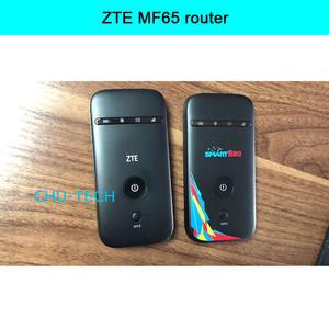 Unlocked New ZTE MF65 HSPA+ 21 6Mbps 3G Wireless Router