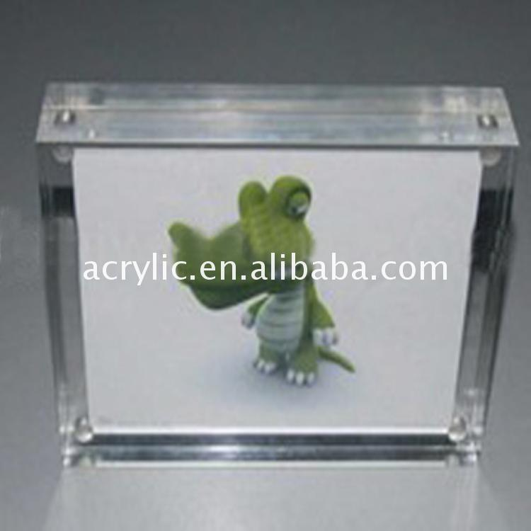 China Manufacturer rectangle stock photo frame
