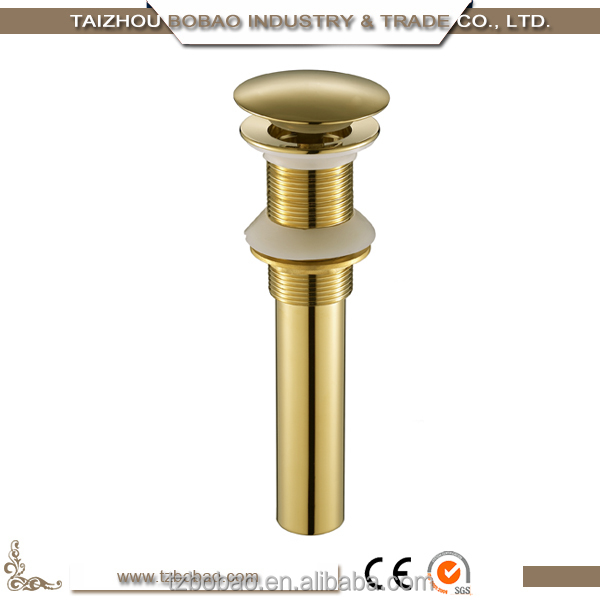 Polyester In De Badkamer ~   afvoer afvoer rose goud brons gootsteen afvoer onderdelen china