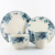 Microwave safe fine porcelain round shape Christmas day12/16pcs dinner plate set
