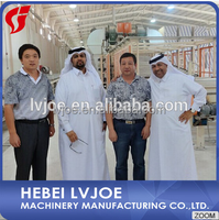 high quality product of gypsum board manufacture making machinery/plasterboard production line with 2 million-30 million SQM