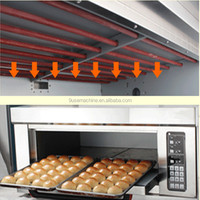 commercial multifunctional high temperature food oven