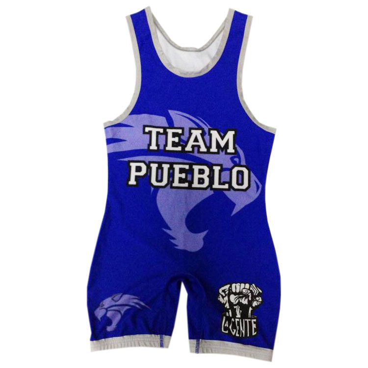 wholesale cool cheap custom sublimated weightlifting uniforms mens heat transfers wrestling singlets for sale