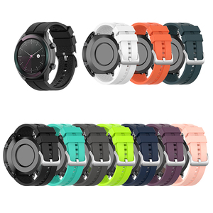 Replacement Silicone Watch Band for Huawei Watch GT 42mm / 46mm