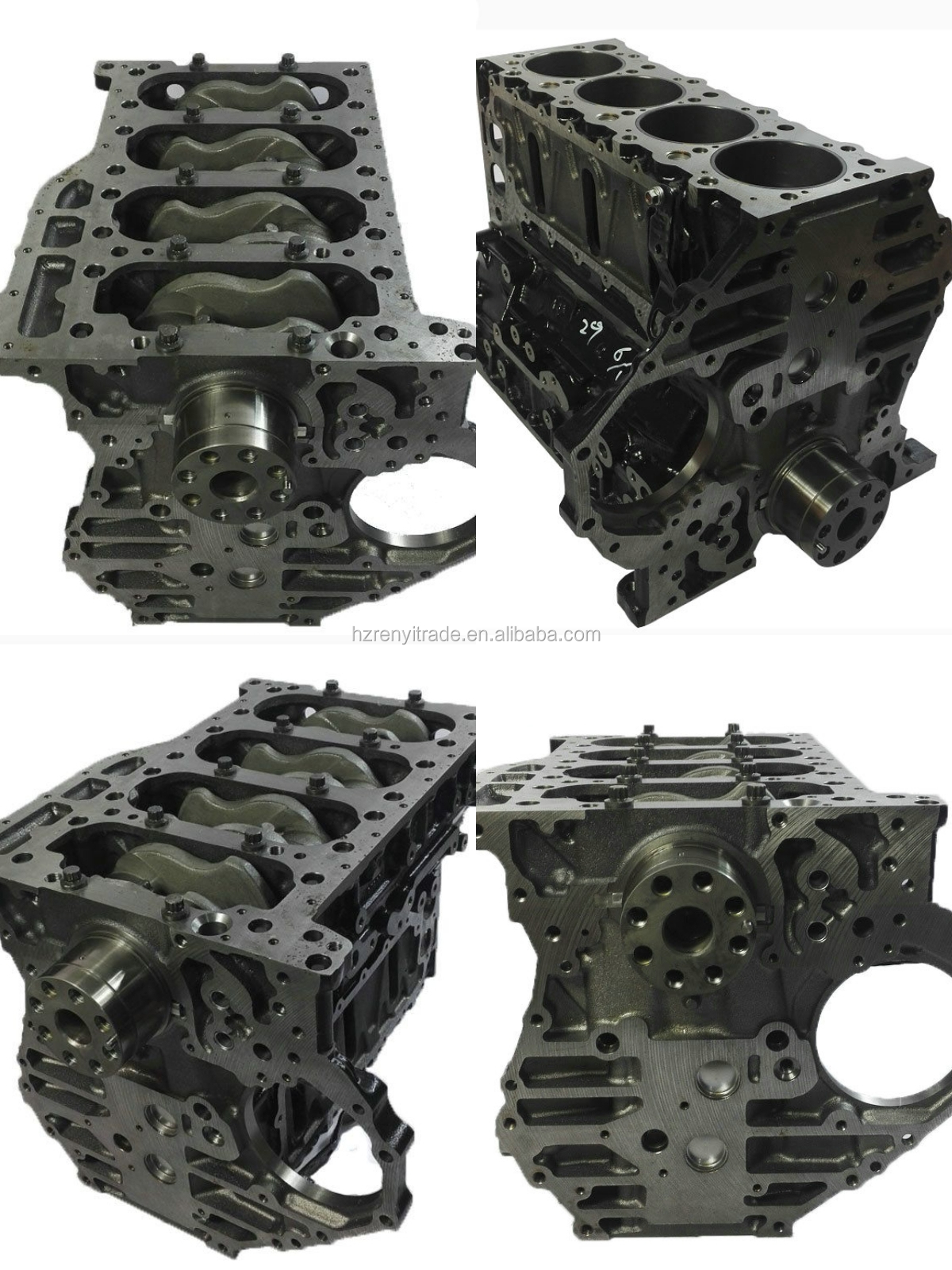 Auto parts 6HE1 6HE1T ดีเซลเครื่องยนต์เพลาข้อเหวี่ยงสำหรับ ISUZU 8-94395025-0 8943950250