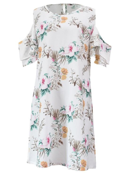 93b2634b50c37 China Blouse Dress