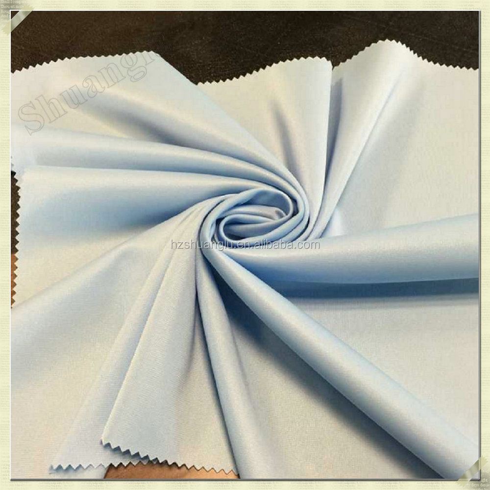 zhejiang textile factory 100% polyester fabric super <strong>poly</strong>