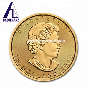 American Eagle 24k tungsten coin gold plated 2 micron