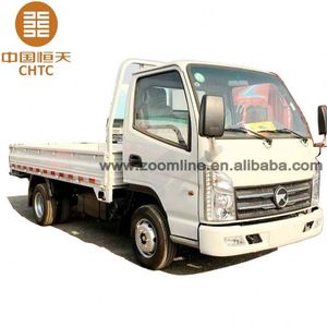 Chinese online sales site pickup truck cargo truck with trong power