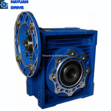 Global availability NMRV 063 - 90B5 - motor 1.1kw output bore 25mm transmission aluminium mini worm gear reductor