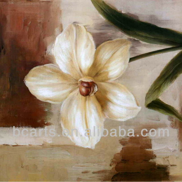 White flower oil wholesale image collections flower decoration ideas china museum quality oil paintings wholesale alibaba museum quality pure hand painted large white flower oil mightylinksfo