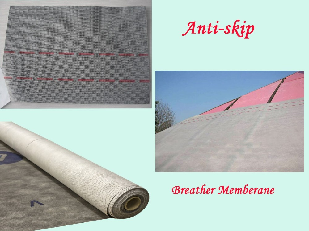 high permeable roofing breather membrane