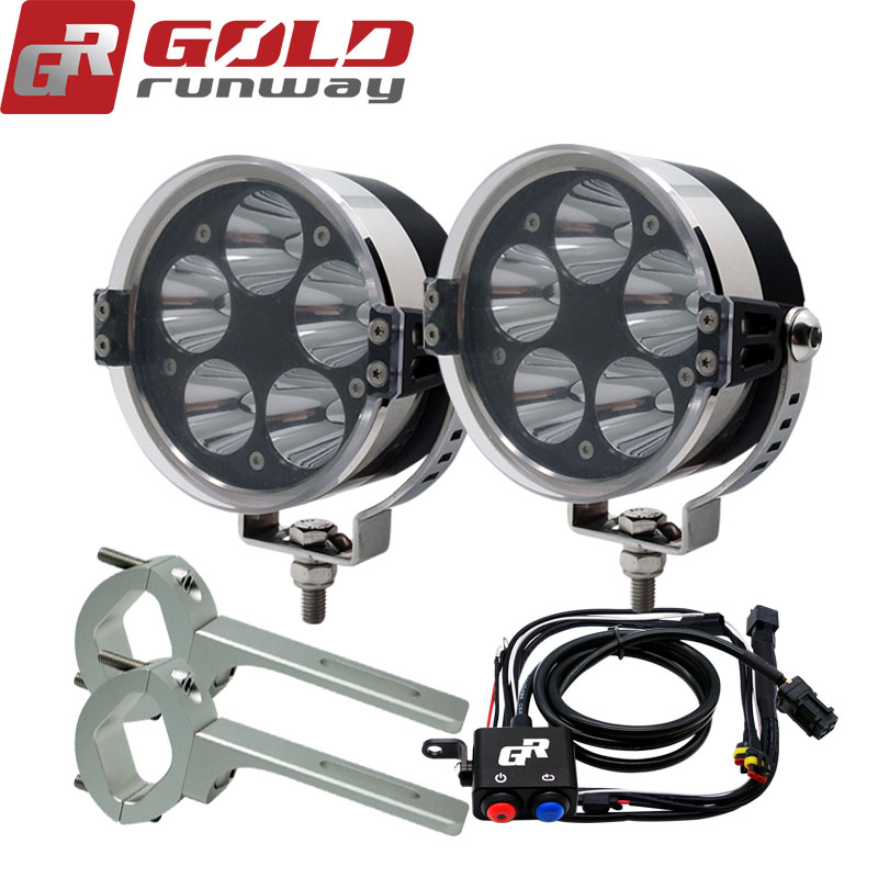 3.5'' 50W DRL led auto lamp accessories 12v offroad light bar led
