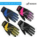 Outdoor sports equipment touch screen winter women bike gloves full finger
