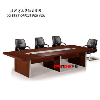 High End Office Furniture Conference Table Meeting Room Table Design - Conference room table cable management