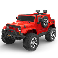 New hot Led lights 2.4G remote control baby cars, Battery Operated kids Electric Car Ride On Toy