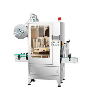 Automatic Bottles/Caps/Jars Shrink Sleeve labeling machine