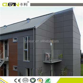 Curtain Wall Exterior Facade Decorative Wall Panel With Cement ...