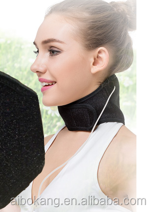 Comfort Health Care Neck Massager Support Far Infrared Neck Wrap