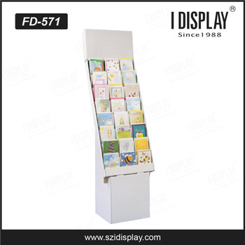 Greeting card display stands cardboard websiteformorefo greeting card display stands cardboard customized hot sale cardboard greeting card display stand comic 22 m4hsunfo