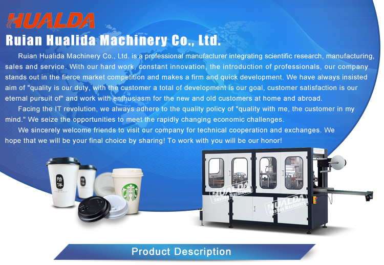 Widely used good quality automatic paper cup wrapping machine on sale