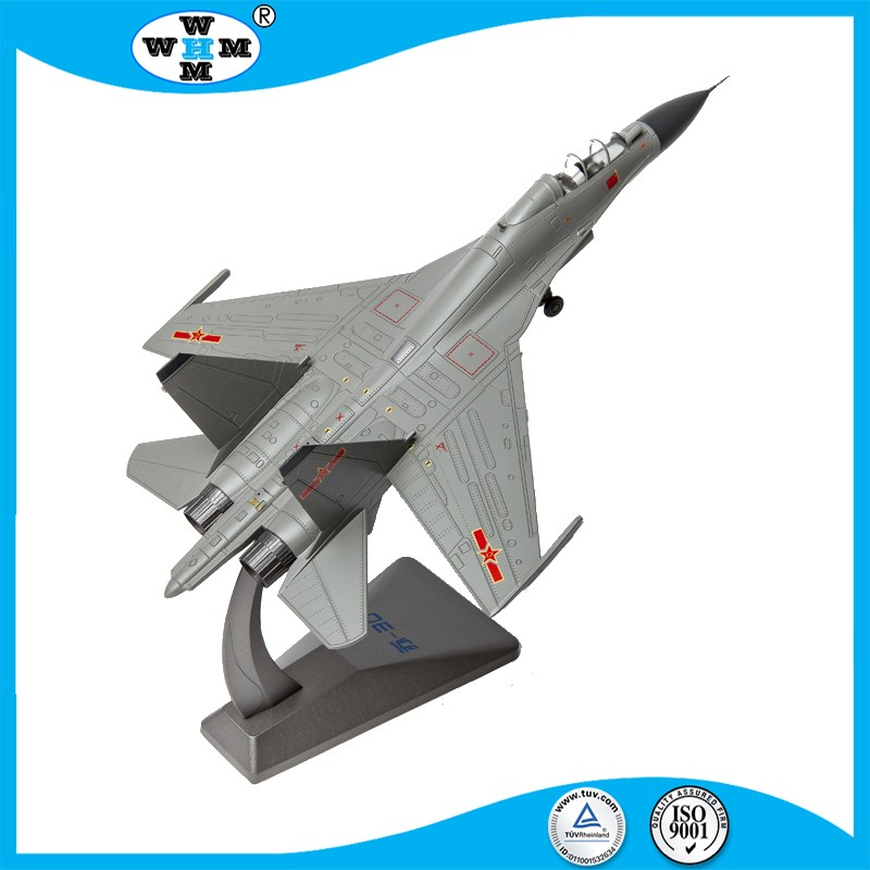 Su-30 fighter plane diecast model plane