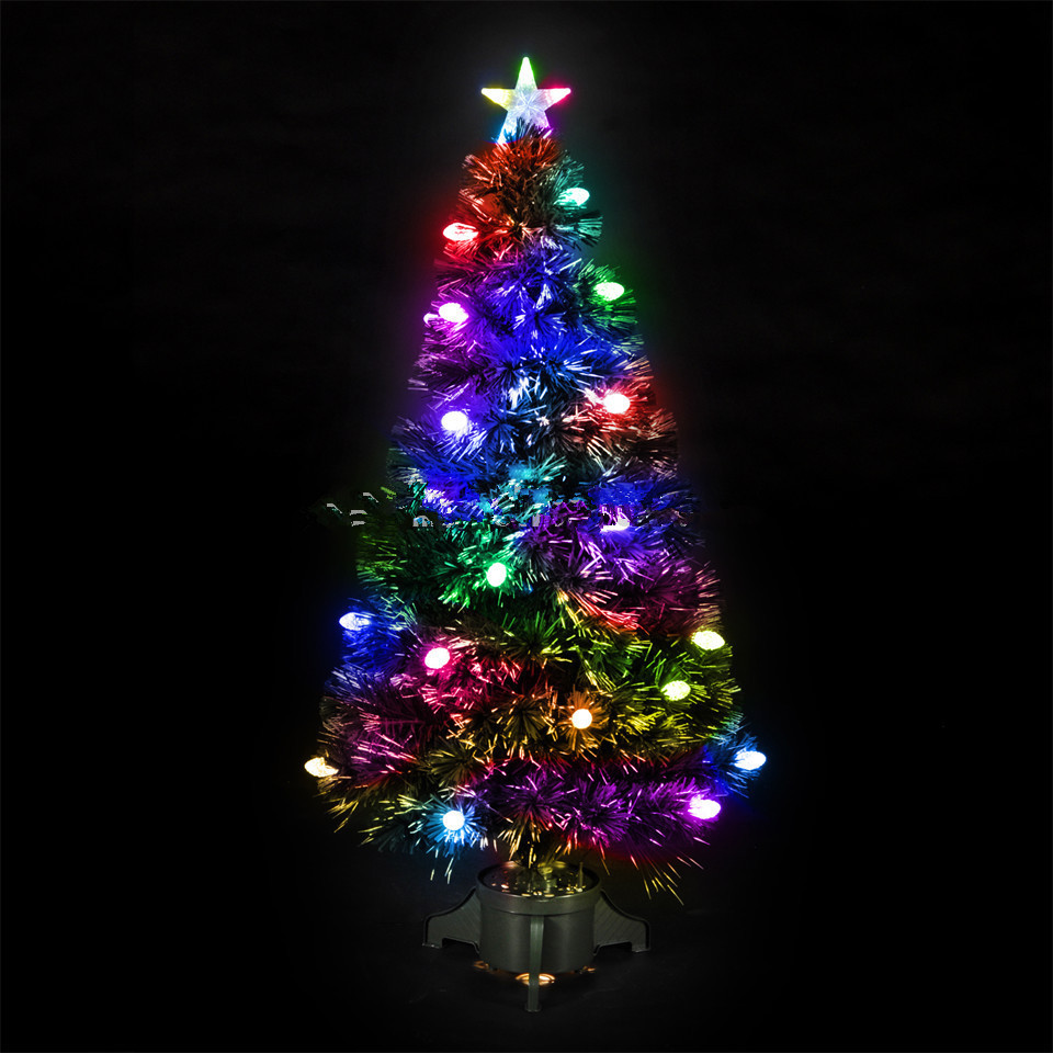 20ft 30ft 40ft 50ft Giant Outdoor Lighting Christmas Tree, 20ft ...