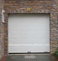resident garage door with CE and good quality