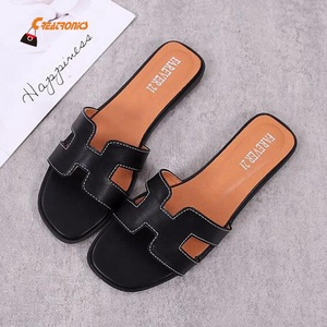 Fashion Slipper Sandals Latest Ladies Sandals