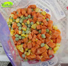 Passed BRC Natural Oriental Iqf Frozen Healthy Mixed Vegetables
