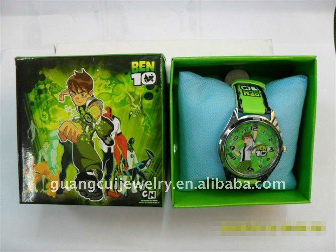 fashion kids watch ben 10 watch