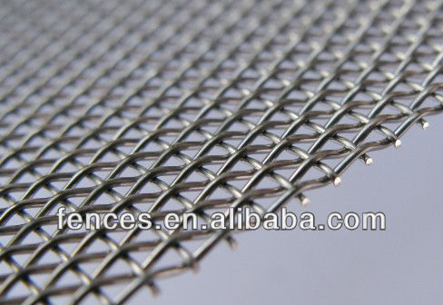 stainless steel wire cloth made of stainless steel wire/nickel wire