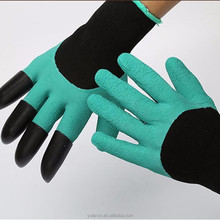 2017 amazon fire stick, Garden Genie Gloves - For Digging & Planting No More Worn Out Fingertips Claws On Right