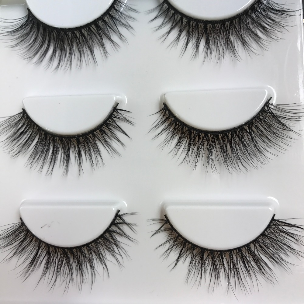 manufacturer price blink lash korea your own brand make up eyelashes with small order quantity accepting